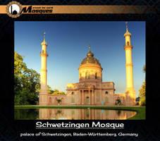 Mosques around the world - 7 by Nayzak