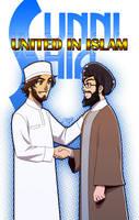 United in Islam by Nayzak