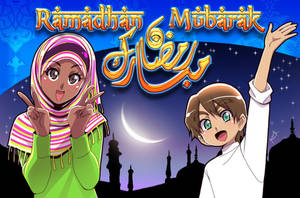 Ramadhan Mubarak by Nayzak