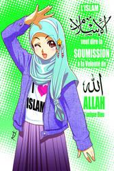 Islam veut dire by Nayzak