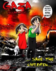 Save the Children by Nayzak