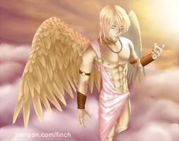 Angel by finch0023