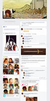 Ana Facebook page : new version by OceanLord