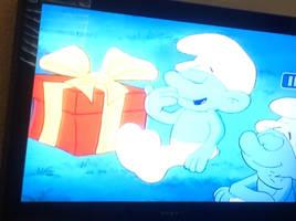 Jokey?!y-your present?!?! by RichHoboM3