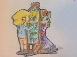 Mirror sketch by RichHoboM3