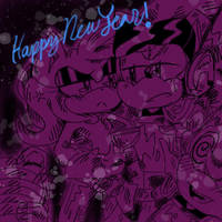 Late New Years by RichHoboM3