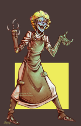 Psychonauts: Mad Laugh by MemQ4