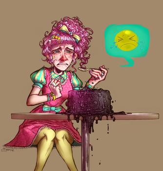 Cake of Misery by MemQ4