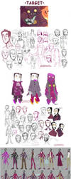 Pit People : Space Man Concept Art by MemQ4
