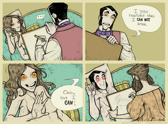 Pit People (Spoilers) : DrawMeLike1ofURSpaceGirls by MemQ4