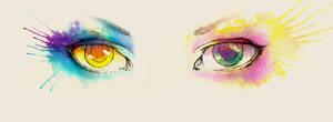 Eyes by sahdesign