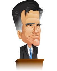 Mitt Romney by almazoff196