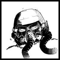 Helghast Trooper by Rafta