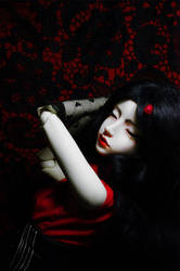 Dragonic Red by illusionwaltz