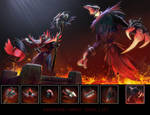 Remnarks Spirit - WARLOCK DOTA 2 SET by Shabow