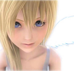 Angel Namine by Spammyy-Teddyy