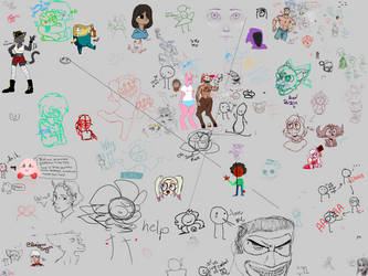 Drawpile stream #2 by SavDraws