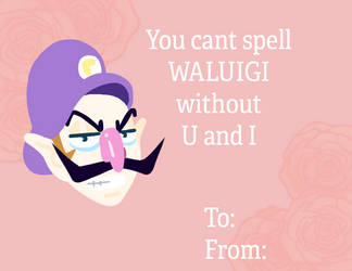 Walu-wahnt To Be With you by k00k3y