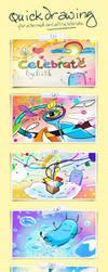 Celebrate by petercui