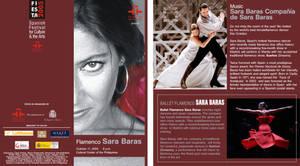 sara baras brochure by roshipotoshi