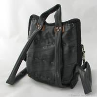 Bicycle tube bag - back by elfnor