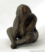 Bronze Figure by elfnor