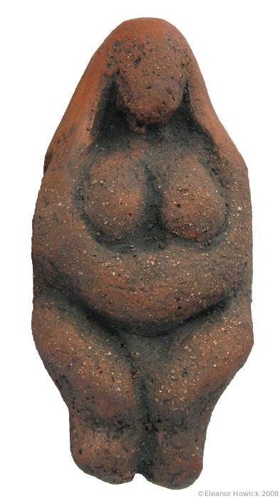 Venus Figurine by elfnor
