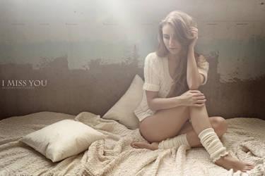 I Miss You by ArtofdanPhotography