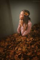 Autumn Prayer by ArtofdanPhotography