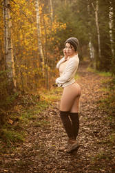 The Golden Forest by ArtofdanPhotography
