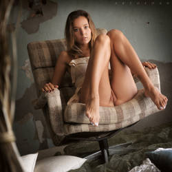 The Chair Of Beauties by ArtofdanPhotography
