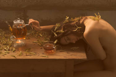 The Spirit Of Tea by ArtofdanPhotography