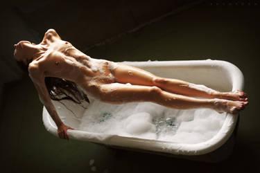 The Magic Bathtub by ArtofdanPhotography