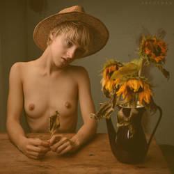 Autumn Dreamer by ArtofdanPhotography