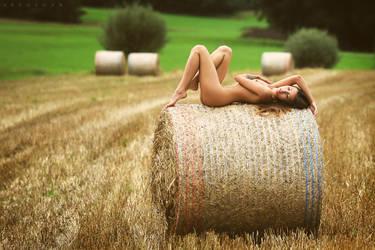 Summer Bedroom by ArtofdanPhotography