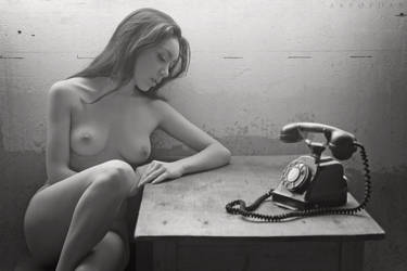 Please Call Me Back by ArtofdanPhotography