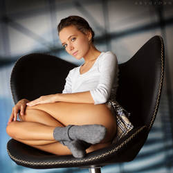 The City Chair by ArtofdanPhotography