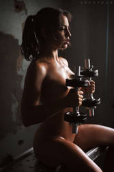 Power Woman by ArtofdanPhotography