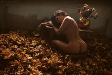 Secret Autumn Flowers by ArtofdanPhotography