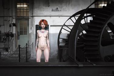 Steel Room by ArtofdanPhotography