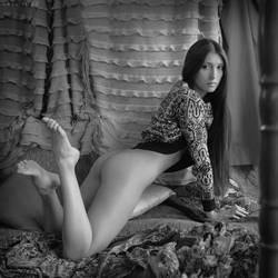 Woman Of Art by ArtofdanPhotography
