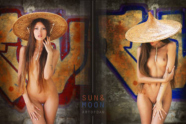 Sun And Moon by ArtofdanPhotography