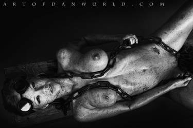 Black Steel by ArtofdanPhotography