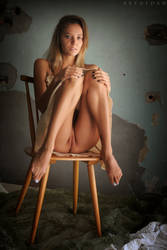 The Wooden Chair by ArtofdanPhotography