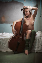 My Cello Lover by ArtofdanPhotography