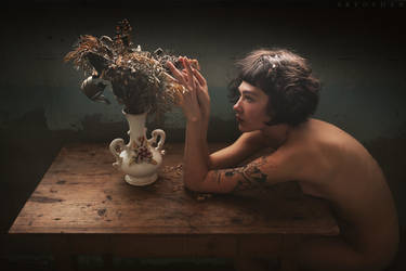Magic Flowers by ArtofdanPhotography