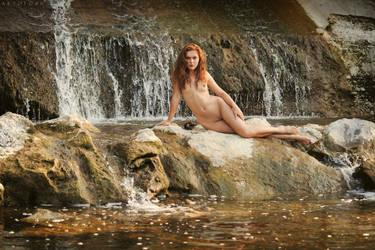 Stone Of Sensuality by ArtofdanPhotography