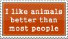 Love Animals by StockingLuv