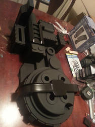 Ghostbusters Proton Pack Build WIP by ritter99