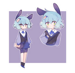 Mail Bun | Offer To Adopt [OPEN, 1 EXTRA ART] by hopehin